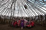 Art Wolfe on location, Kenya