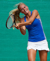 13-08-13, Netherlands, Raalte,  TV Ramele, Tennis, NRTK 2013, National Ranking Tennis Champ,  Dominique Karregat<br /> <br /> Photo: Henk Koster