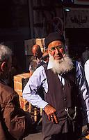 Straßenhändler in Beyazit in Istanbul, Türkei