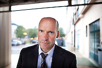 Oslo, 20110805. Geir Lippestad, advokat for Anders Behring Breivik. Terror i Oslo, Utøya. Foto: Eirik Helland Urke / Dagbladet