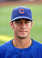 Chris Rusin - AZL Cubs - 2009 Arizona League.Photo by:  Bill Mitchell/Four Seam Images.