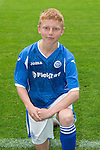 St Johnstone FC Academy Under 15's<br /> Kyle Green<br /> Picture by Graeme Hart.<br /> Copyright Perthshire Picture Agency<br /> Tel: 01738 623350  Mobile: 07990 594431