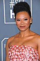 SANTA MONICA, USA. January 12, 2020: Alana Arenas at the 25th Annual Critics' Choice Awards at the Barker Hangar, Santa Monica.<br /> Picture: Paul Smith/Featureflash