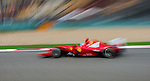 Scuderia Ferrari driver Fernando Alonso of Spain speeds his car during the UBS Chinese F1 Grand Prix at Shanghai International circuit April 13, 2012. Photo by Victor Fraile