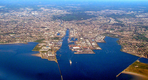 Dublin Port - the intertwining of the city and the sea