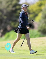 Taylor-Rose Perrett. Christies Flooring Mt Maunganui Golf Open, Mt Maunganui, Tauranga, New Zealand,Thursday 10 December 2020. Photo: Simon Watts/www.bwmedia.co.nz