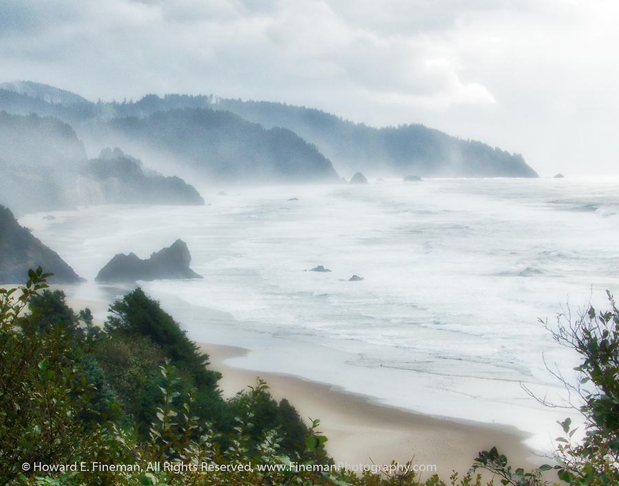 Silver Point Overlook, Oregon Coast