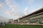 SHA TIN,HONG KONG-DECEMBER 09: Track scene at Sha Tin Racecourse on December 9,2016 in Sha Tin,New Territories,Hong Kong (Photo by Kaz Ishida/Eclipse Sportswire/Getty Images)