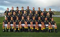 131015 Rugby - Wellington Development Team Photo