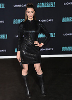 """LOS ANGELES, USA. December 11, 2019: Madeline Zima at the premiere of """"Bombshell"""" at the Regency Village Theatre.<br /> Picture: Paul Smith/Featureflash"""