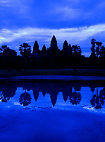 Angkor Wat at Sunrise, Cambodia