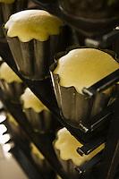 Europe/France/Picardie/80/Somme/Baie de Somme/ Quesnoy Le Montant: le Gateau battu de Francis Fréville- <br /> Recette de la Boulangerie Pâtisserie Fréville - Cru avant passage au four<br />