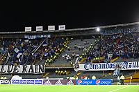 BOGOTÁ- COLOMBIA, 06-09-2021:Millonarios y Patriotas Boyacá en partido por la fecha 8 como parte de la Liga BetPlay DIMAYOR II 2021 jugado en el estadio Nemesio Camacho El Campin de la ciudad de Bogotá. / Millonarios  and Patriotas Boyaca in match for the date 8 as part of the BetPlay DIMAYOR League II 2021 played at Nemesio Camacho El Campin stadium in Bogota city. Photo: VizzorImage / Samuel Norato  / Contribuidor