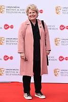 Sandi Toksvig<br /> arriving for the BAFTA TV Awards 2019 at the Royal Festival Hall, London<br /> <br /> ©Ash Knotek  D3501  12/05/2019