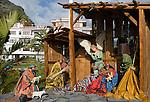 Spain, Canary Islands, La Palma, Tazacorte: native scene