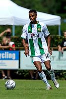 LEEK - Voetbal, Pelikaan S - FC Groningen , voorbereiding seizoen 2021-2022, oefenduel, 03-07-2021, /FC Groningen speler Patrick Joosten