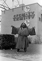 Le Grand Antonio<br /> , Vers 1970<br /> Photographe : Jacques Thibault<br /> - Agence Quebec Presse