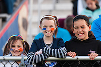 Sky Blue FC fans. Sky Blue FC defeated the Western New York Flash 1-0 during a National Women's Soccer League (NWSL) match at Yurcak Field in Piscataway, NJ, on April 14, 2013.