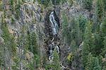 USA, CO, Steamboat Springs, Fish Creek Falls