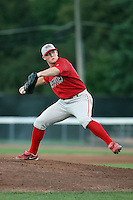 Sept. 1st, 2007:  Jess Todd of the Batavia Muckdogs, Short-Season Class-A affiliate of the St. Louis Cardinals at Dwyer Stadium in Batavia, NY.  Photo by:  Mike Janes/Four Seam Images