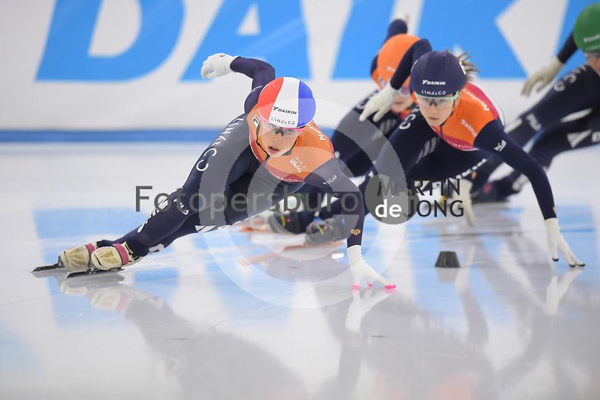 SCHAATSEN: HEERENVEEN: 03-01-2020, IJsstadion Thialf, Shorttrack, NK Allround Shorttrack, ©foto Martin de Jong