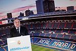 Real Madrid's President Florentino Perez. July 10, 2017. (ALTERPHOTOS/Acero)