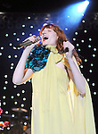 Florence Welch of Florence & The Machine performs live at The Greek Theatre in Los Feliz, California on June 13,2011                                                                               © 2011 DVS / RockinExposures