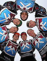 The 2015 Lakeside Hammers - Lakeside Hammers Press & Practice Day at the Arena Essex Raceway, Pufleet - 20/03/15 - MANDATORY CREDIT: Rob Newell/TGSPHOTO - Self billing applies where appropriate - 0845 094 6026 - contact@tgsphoto.co.uk - NO UNPAID USE