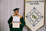 Alfonso Ramirez, Missael  received their diploma at Bryan Station High school on  Thursday June 4, 2020  in Lexington, Ky. Photo by Mark Mahan Mahan Multimedia