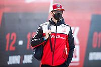 2nd May 2021; Algarve International Circuit, in Portimao, Portugal; F1 Grand Prix of Portugal, Race Day;  GIOVINAZZI Antonio (ita), Alfa Romeo Racing ORLEN C41