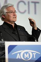 Le directeur interimaire de l'Agence Metropolitaine de Transport Paul Cote<br /> , 2012<br /> <br /> PHOTO  :  Agence Quebec Presse