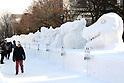 70th Annual Sapporo Snow Festival 2019