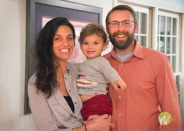 Jared Verrillo and family.