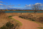 Natural area of Lake Ivars and Vilasana. A place to enjoy all kinds of birds and walk around in the province of Lleida, Catalonia