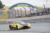 #98 Aston Martin Racing Aston Martin Vantage AMR LMGTE Am, Paul Dalla Lana, Nicki Thiim, Marcos Gomes, 24 Hours of Le Mans , Race, Circuit des 24 Heures, Le Mans, Pays da Loire, France