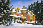 Architecture: Urban: Victorian House