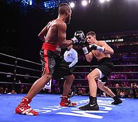 NEWARK, NJ - JULY 31: Vito Mielnicki Jr. vs Noah Kidd on the Fox Sports PBC Fight Night at Prudential Center on July 31, 2021 in Newark, New Jersey. (Photo by Frank Micelotta/Fox Sports/PictureGroup)