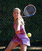 14-08-10, Hillegom, Tennis,  NJK 12 tm 18 jaar,