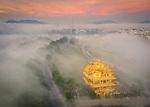 Rolling fog in Vietnam by Trung Pham Huy