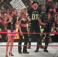 Stephanie McMahon Sable Road Dogg XPAC 2000                                                                    Photo by  John Barrett/PHOTOlink