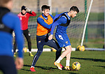 St Johnstone Training…. 22.12.20<br />