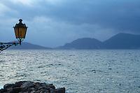 - the gulf of La Spezia....- il golfo di la Spezia
