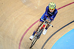 Liang King Hung of Team Champion System-CSR during the Indiviual Pursuit Youth Qualifying (3KM) Track Cycling Race 2016-17 Series 3 at the Hong Kong Velodrome on February 4, 2017 in Hong Kong, China. Photo by Marcio Rodrigo Machado / Power Sport Images
