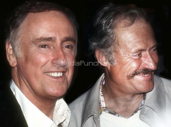 DIck Martin and Dan Rowan 1978<br /> Photo By Adam Scull/PHOTOlink.net/MediaPunch