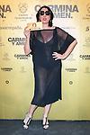 "Spanish actress Rossy de Palma attend the Premiere of the movie ""Carmina y Amen"" at the Callao Cinema in Madrid, Spain. April 28, 2014. (ALTERPHOTOS/Carlos Dafonte)"