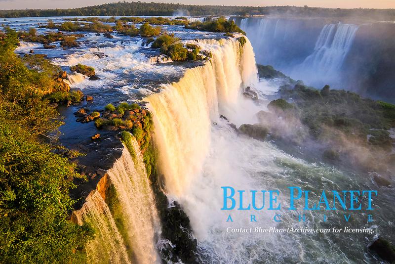 Iguassu Falls, Foz do Iguaçu, Parana, Brazil