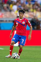 Christian Bolanos of Costa Rica