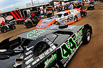 Jan 29, 2010; 5:05:45 PM; Waynesville, GA., USA; The Southern All Stars Racing Series running The Super Bowl of Racing VI at Golden Isles Speedway.  Mandatory Credit: (thesportswire.net)