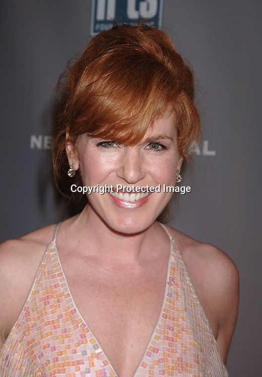 Liz Claman ..at The International Radio and Television Society Foundation Gold Medal Award Dinner honoring Jeff Zucker,..CEO of NBC Universal Television Group on March 9, 2006..at The Waldorf Astoria Hotel. ..Robin Platzer, Twin Images