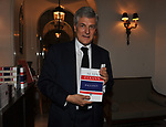 "ALAIN ELKANN<br /> PRESENTAZIONE LIBRO ""RACCONTI"" DI ALAIN ELKANN HOTEL MAJESTIC ROMA 2014"